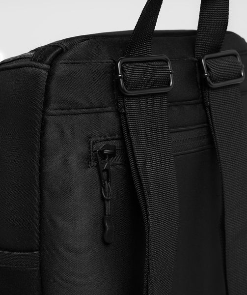 Gymshark Neoprene Lifestyle Backpack - Black 4