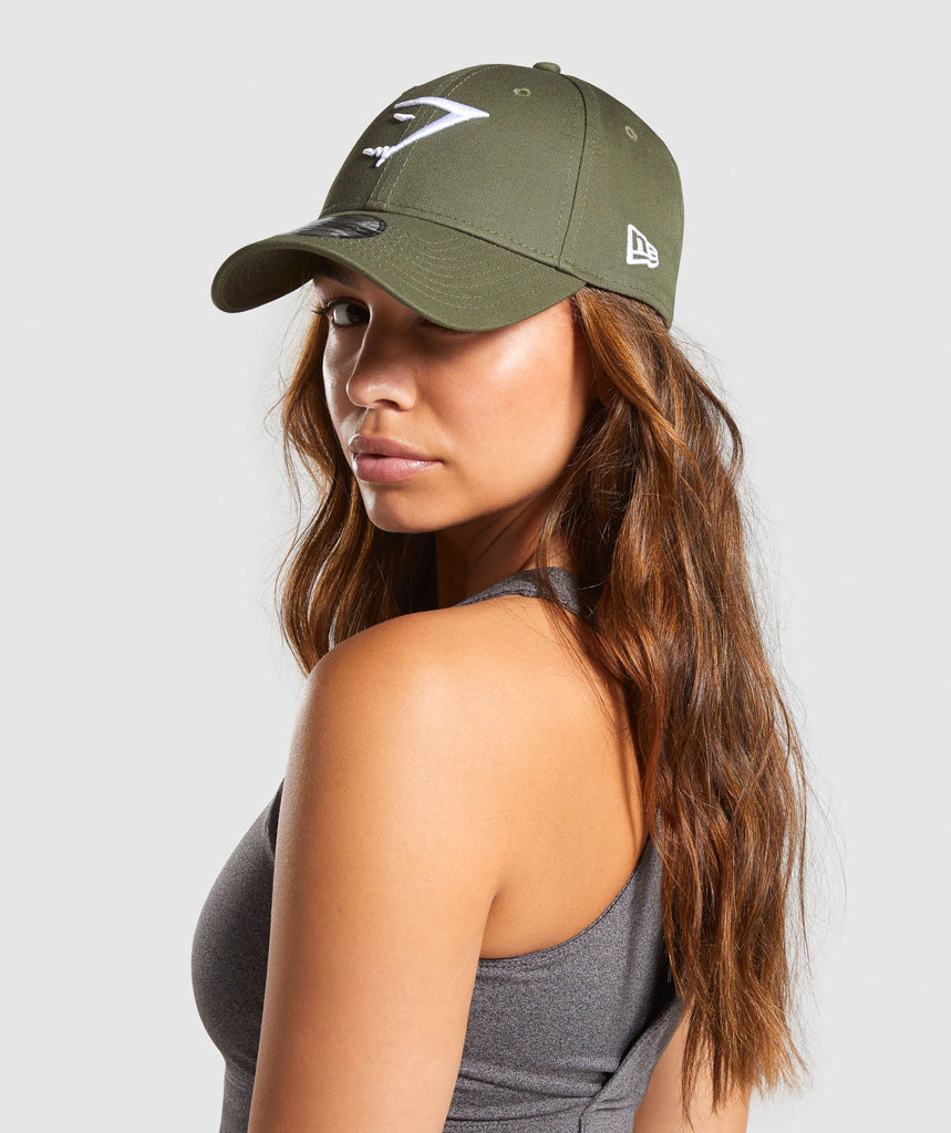 Gymshark New Era 9FORTY Adjustable - Khaki 1