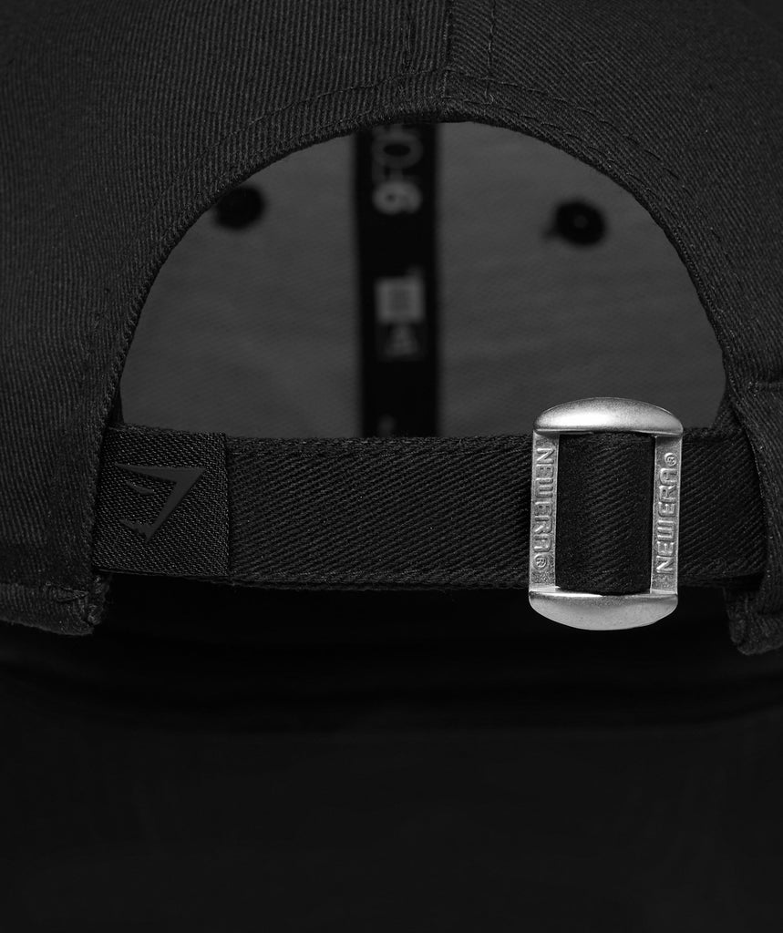 Gymshark New Era 9FORTY Adjustable- Black/White 5