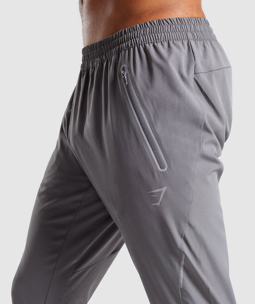 Gymshark Precision Bottoms - Smokey Grey 3