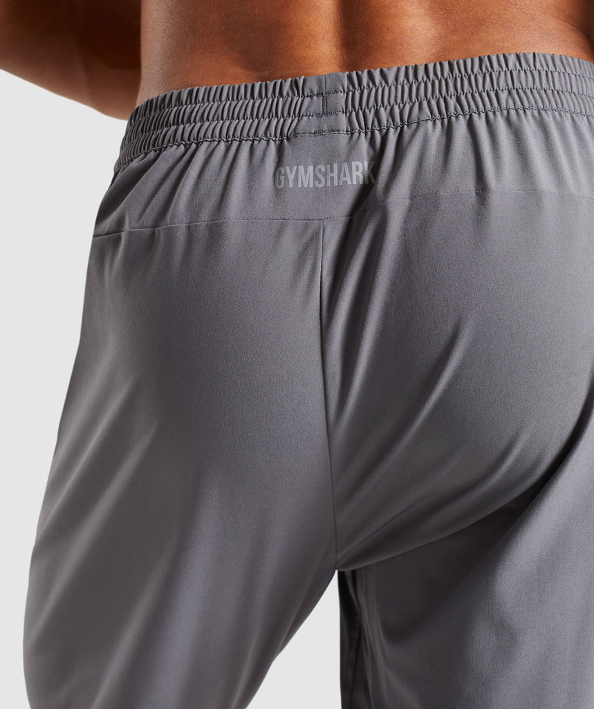 Gymshark Precision Bottoms - Smokey Grey 5