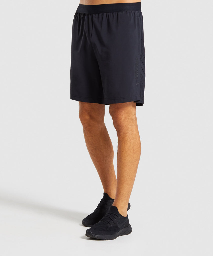 Gymshark Raid Shorts - Black 1