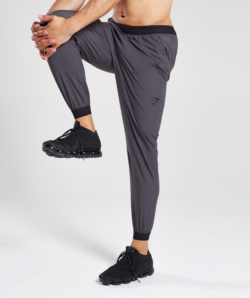 Gymshark Strike Bottoms - Charcoal 1