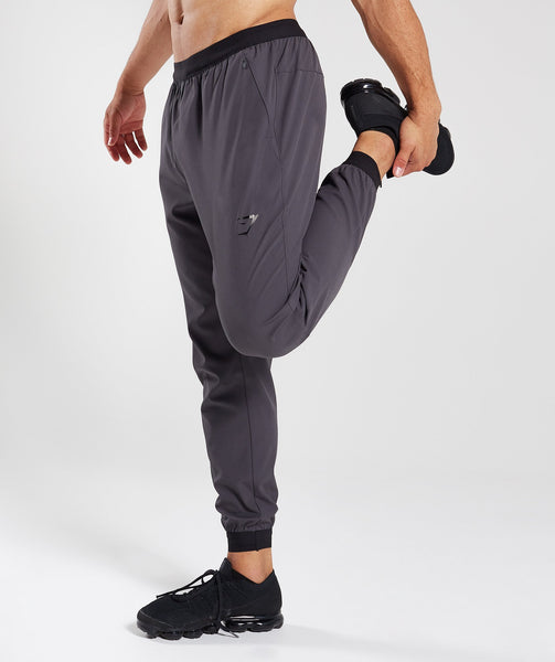 Gymshark Strike Bottoms - Charcoal 2