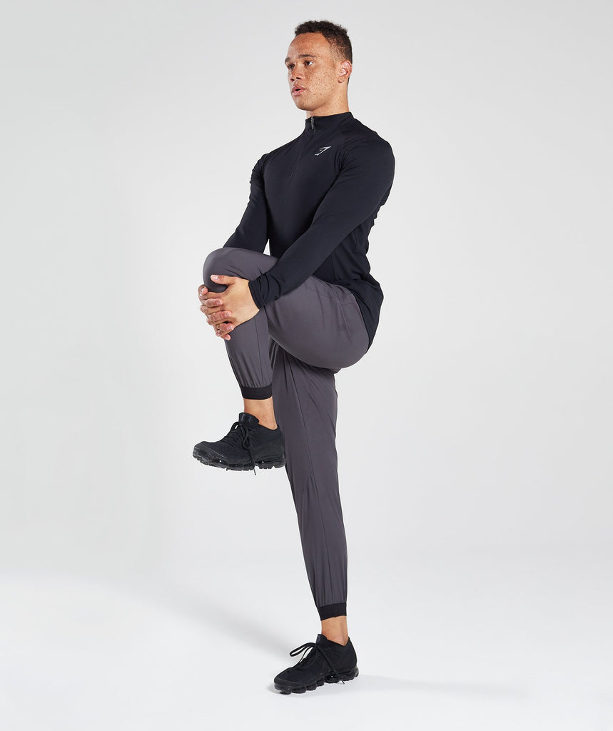 Gymshark Strike Bottoms - Charcoal 5