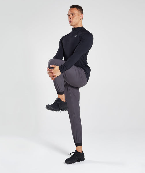 Gymshark Strike Bottoms - Charcoal 4