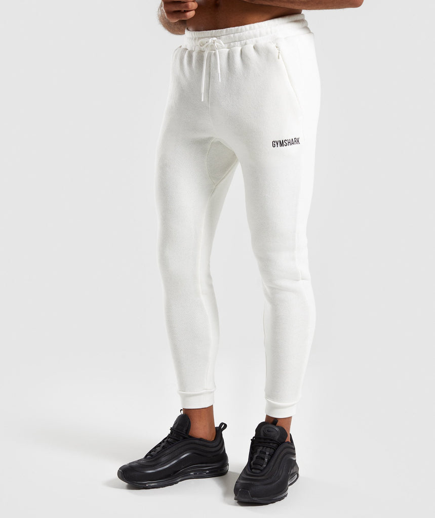 Gymshark Urban Bottoms - Ivory 2