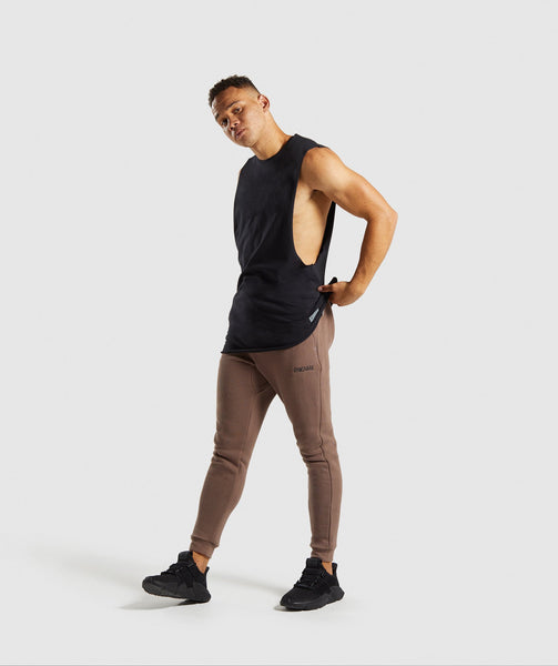 Gymshark Urban Bottoms - Walnut 3