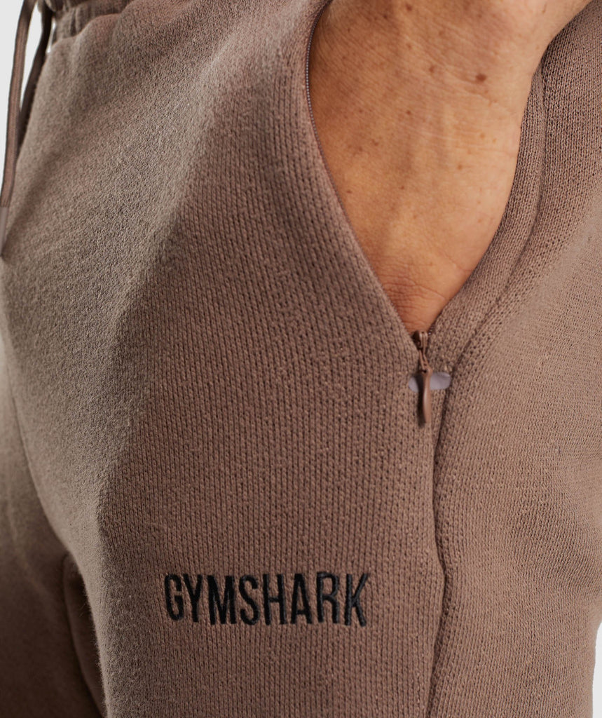 Gymshark Urban Bottoms - Walnut 5