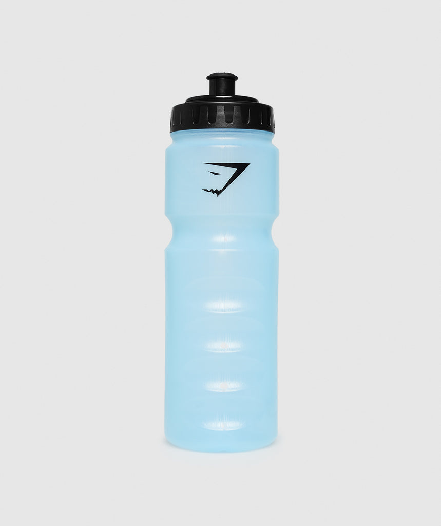 Gymshark Water Bottle - Gymshark Blue/Black 1