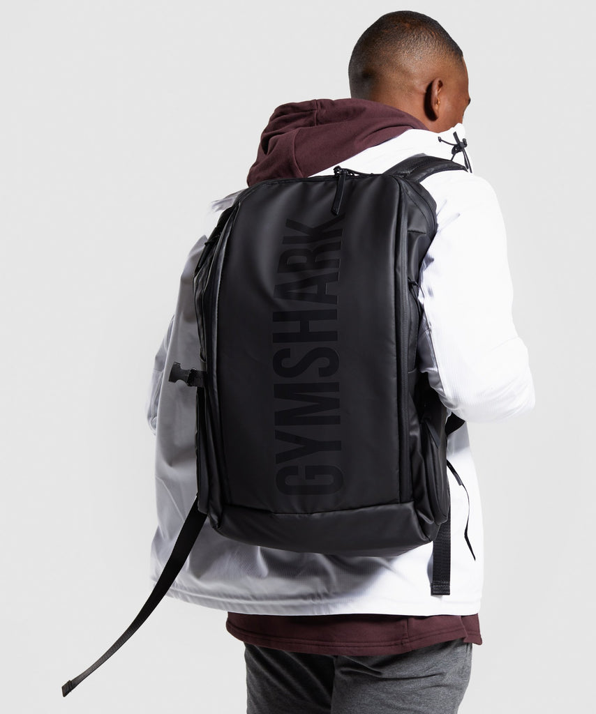 Gymshark X Series Backpack 0.3 - Black 1