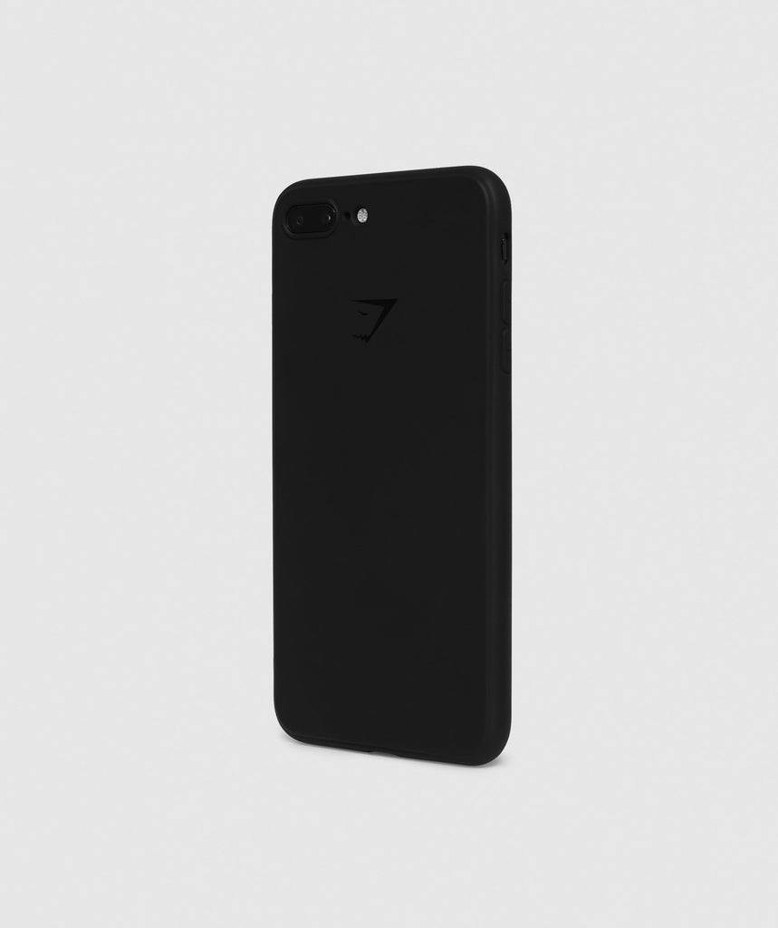 Gymshark iPhone 7 Plus Case - Black 1