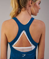 Pulse Vest - Petrol Blue 11