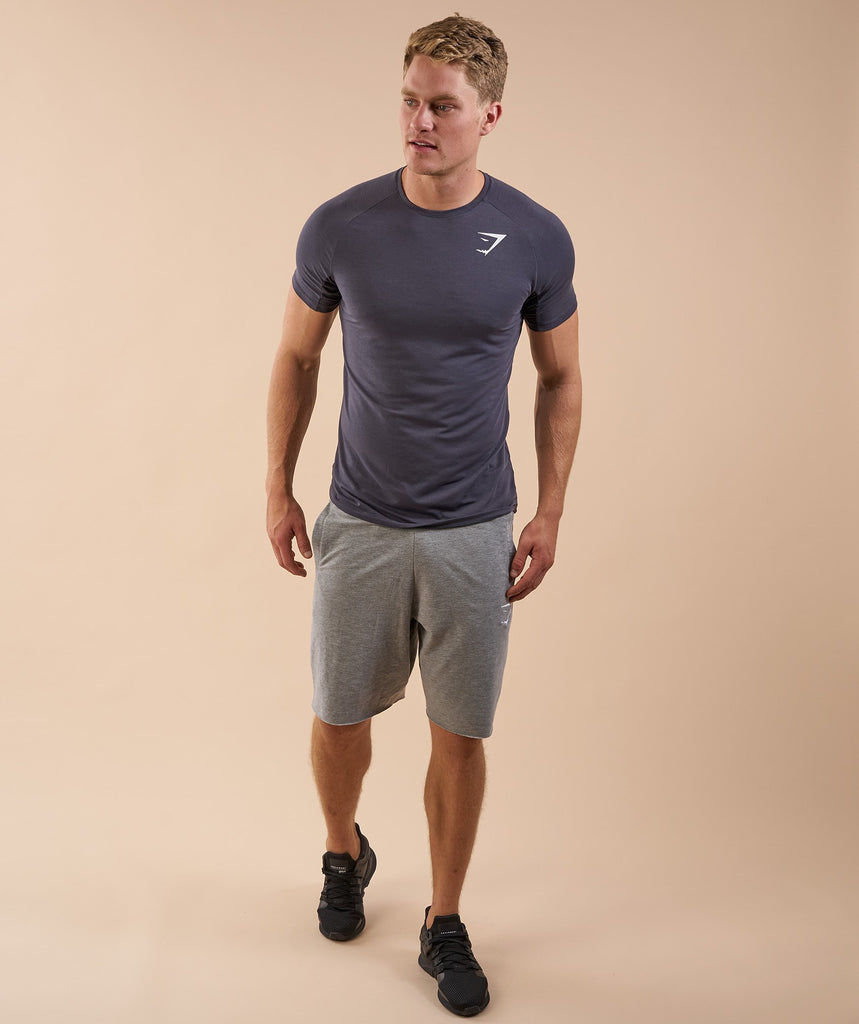 Gymshark Lightweight T-Shirt - Charcoal