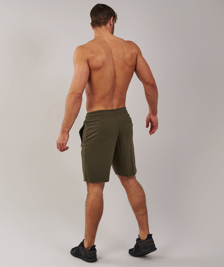 Gymshark Ark Shorts - Alpine Green