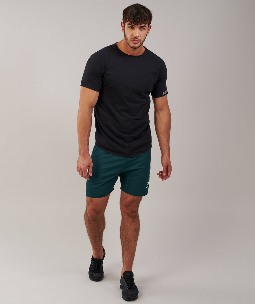 Gymshark Sport Shorts - Forest Green