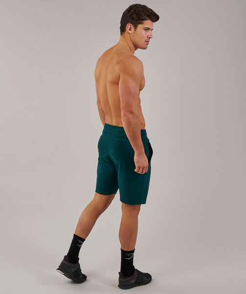 Gymshark Ark Shorts - Forest Green 4