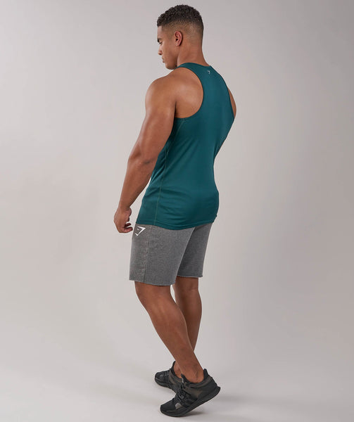 Gymshark Ability Tank - Forest Green 3