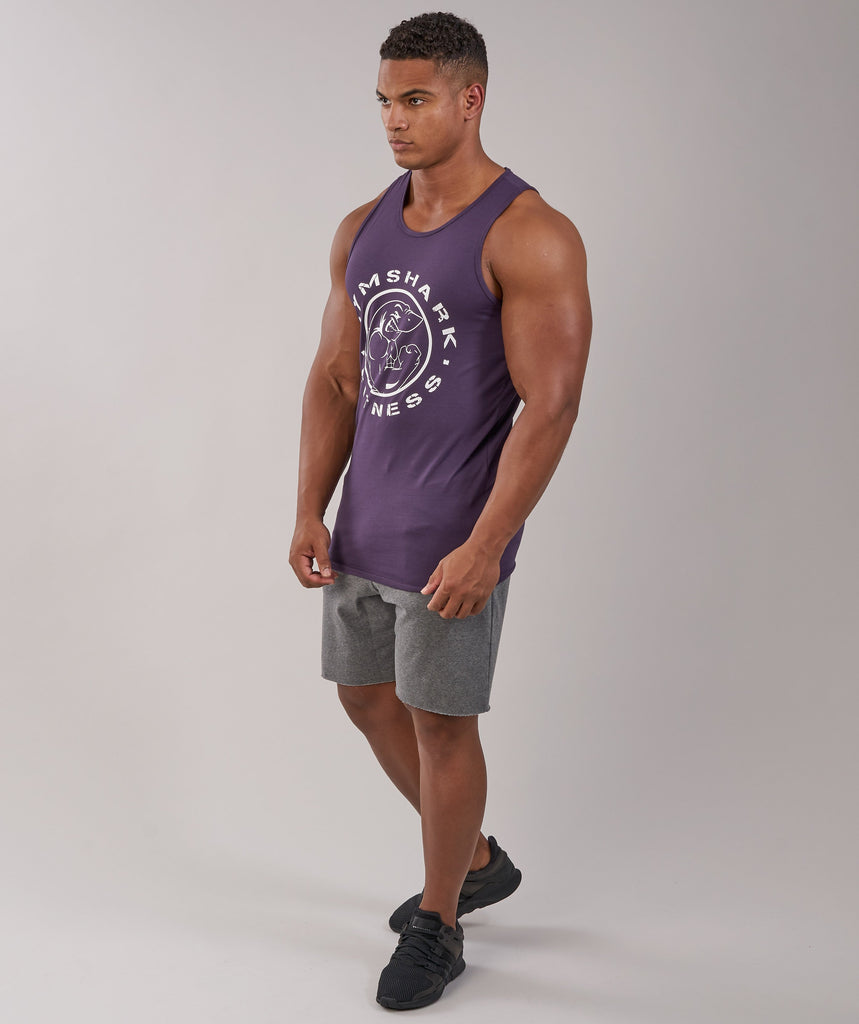 Gymshark Fitness Tank - Nightshade Purple