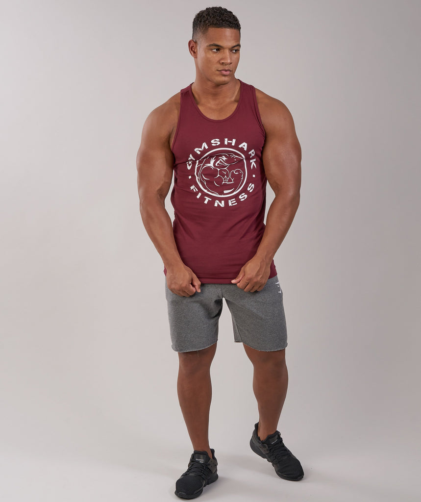 Gymshark Fitness Tank - Port