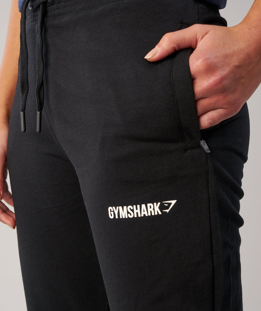 Gymshark Fit Bottoms - Black 6