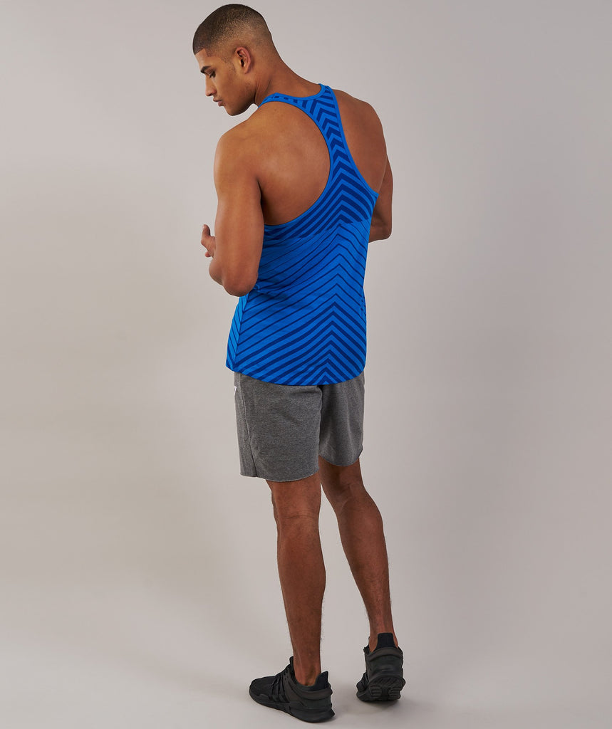 Gymshark Freestyle ION Stringer - Dive Blue