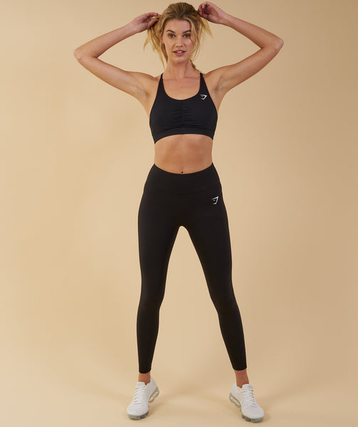 Gymshark Dreamy Leggings - Black 3
