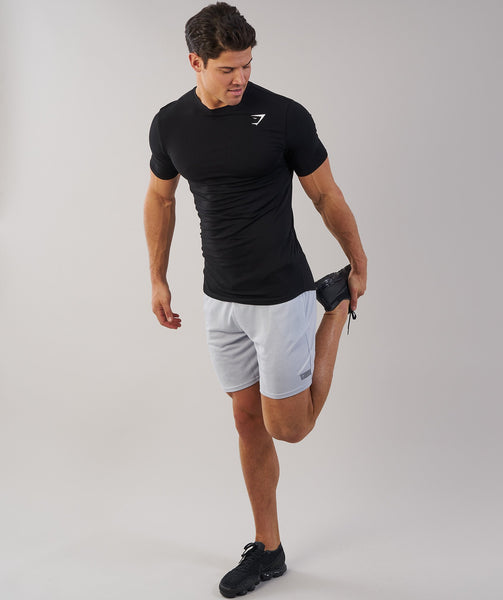 Gymshark Free Flow Shorts - Clear Water 1