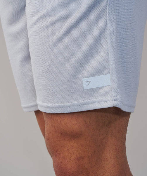 Gymshark Free Flow Shorts - Clear Water 4