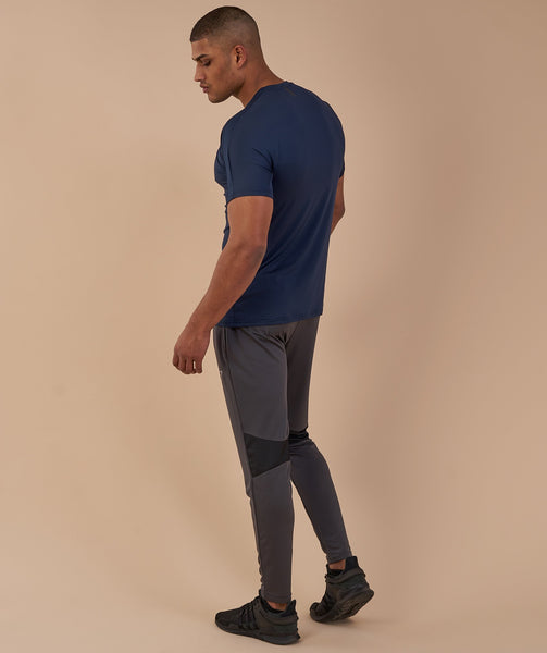 Gymshark Primary T-Shirt - Sapphire Blue 2