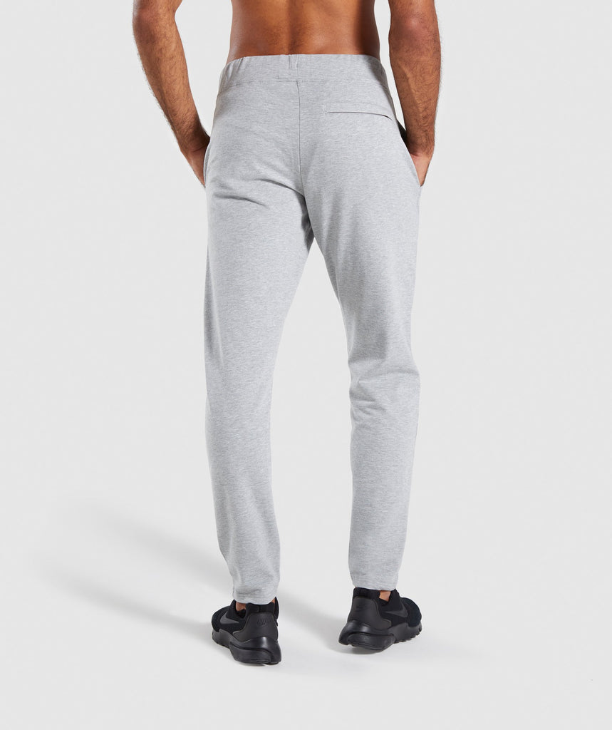 Gymshark Ark Bottoms - Light Grey Marl 2