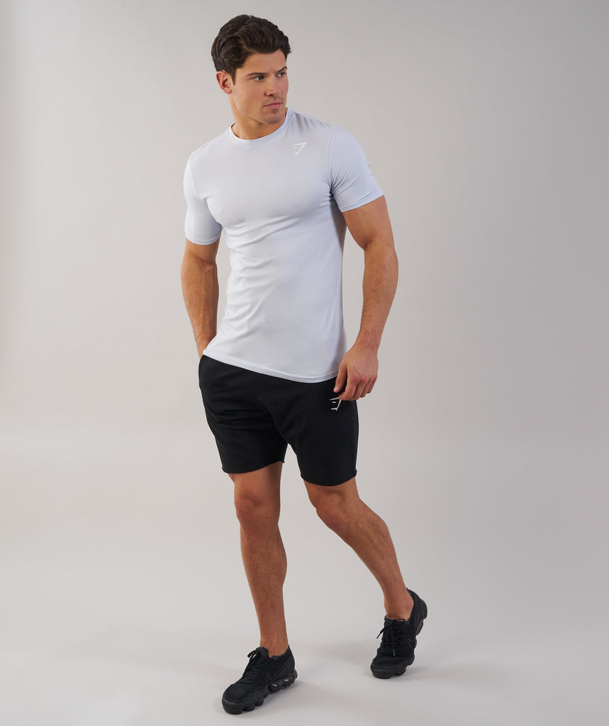 Gymshark Ark T-Shirt - Clear Water 4