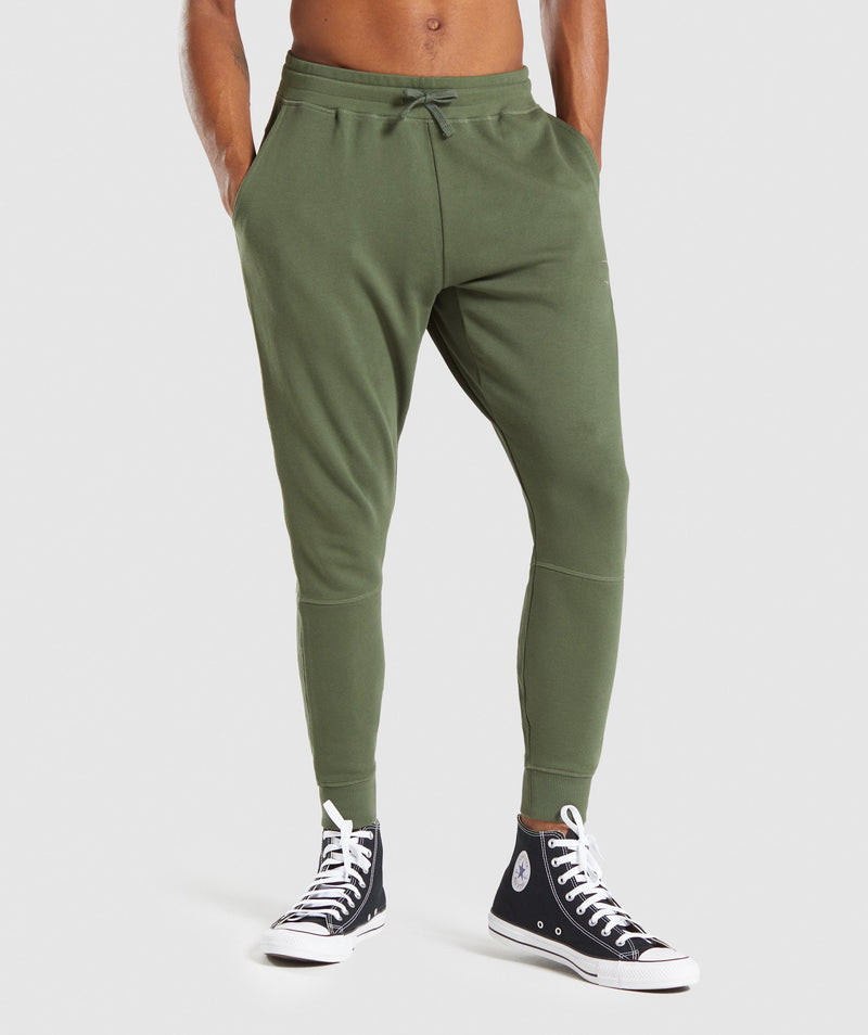 Gymshark Compound Joggers - Green