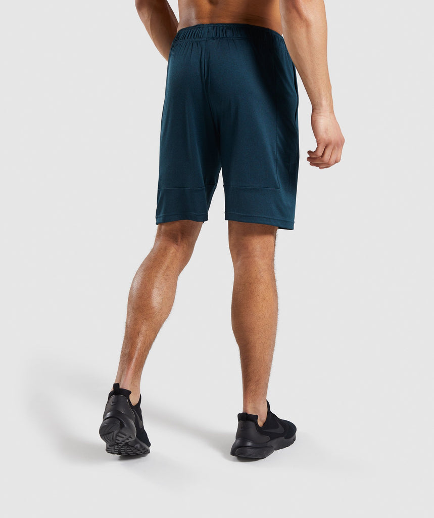 Gymshark Element Shorts - Teal 2