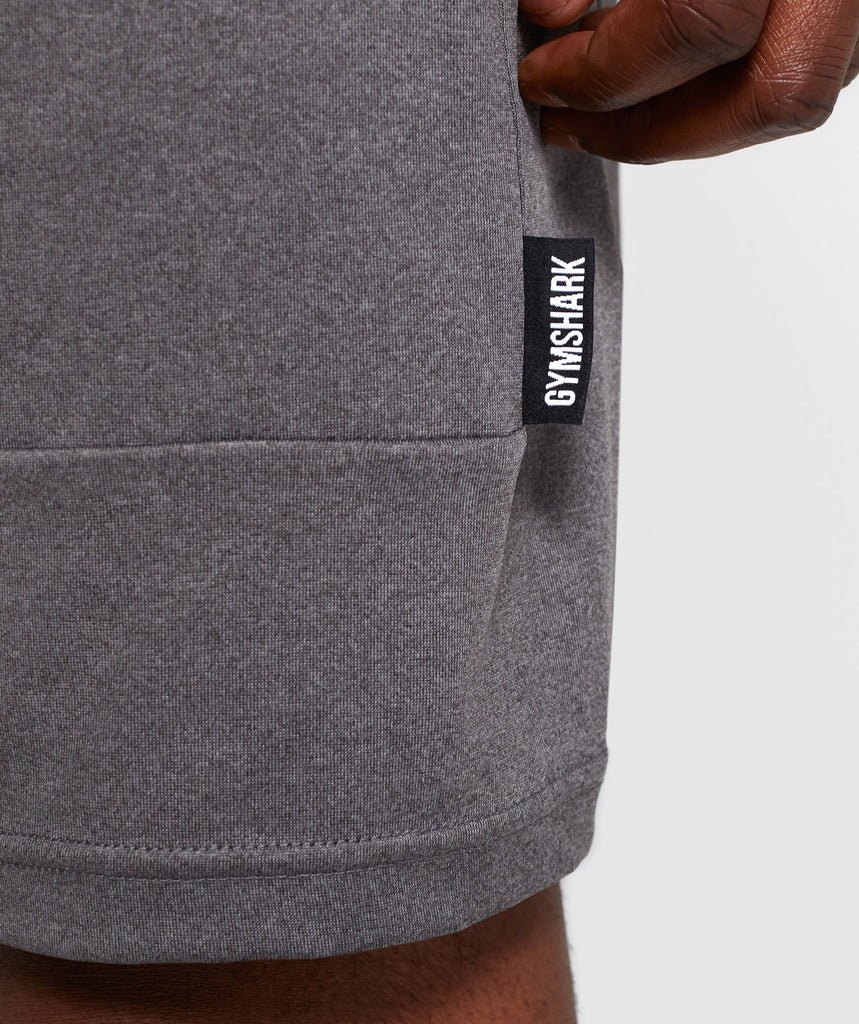 Gymshark Element Shorts - Grey 6