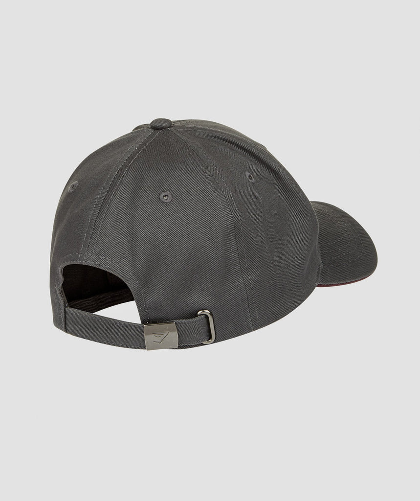 Gymshark Lifestyle Cap - Charcoal 2