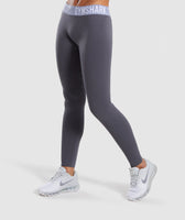 Gymshark Fit Leggings - Grey 8