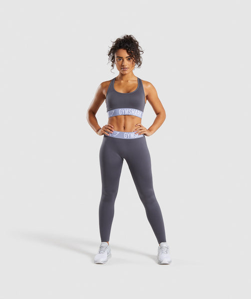 Gymshark Fit Leggings - Grey 3