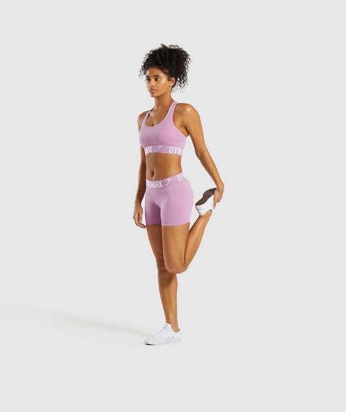 Gymshark Fit Shorts - Pink 3