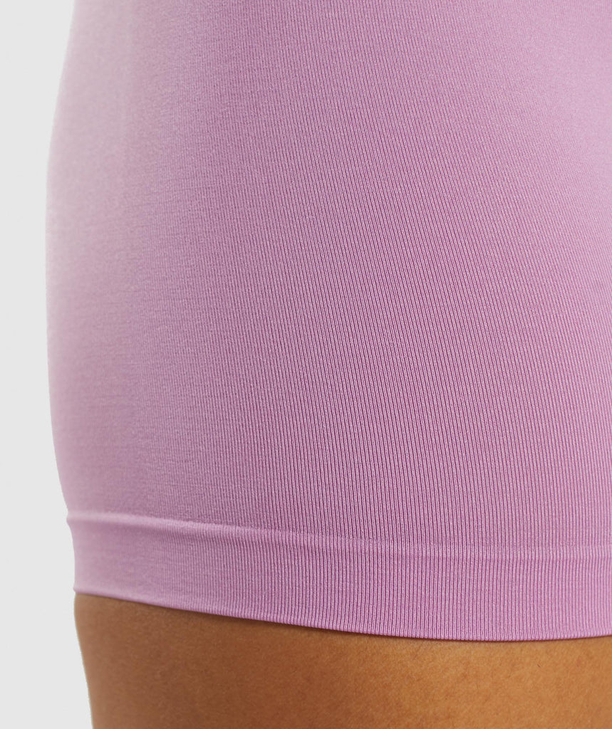Gymshark Fit Shorts - Pink 6