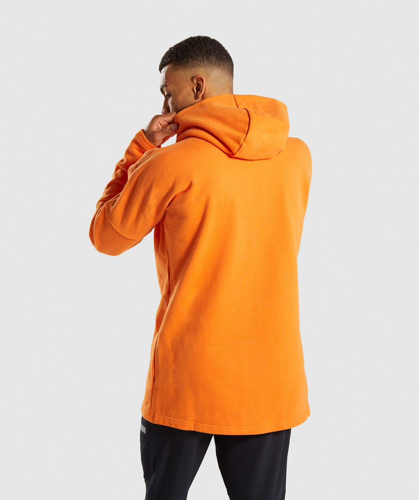 Gymshark Fresh Pullover - Sunset Orange 2