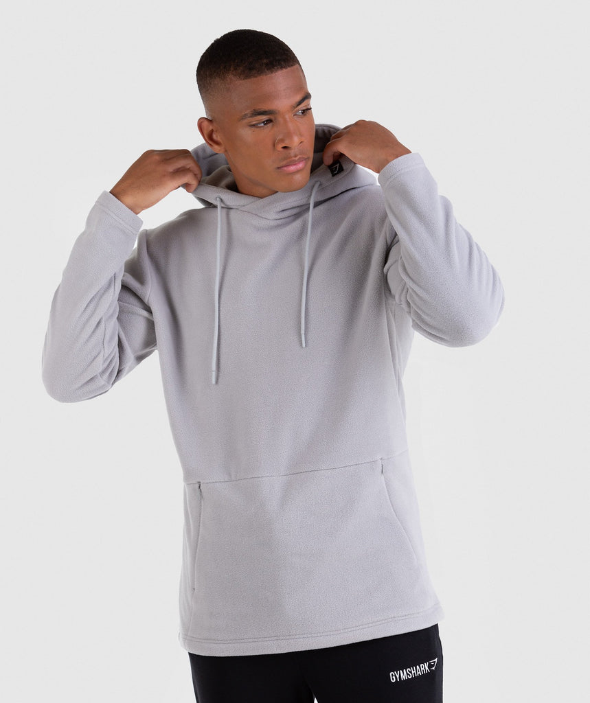 Gymshark Degree Pullover - Light Grey 2
