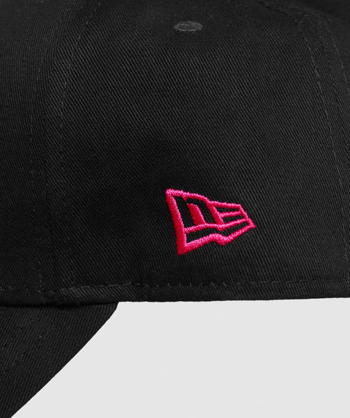 Gymshark New Era 9FORTY Adjustable - Black 3