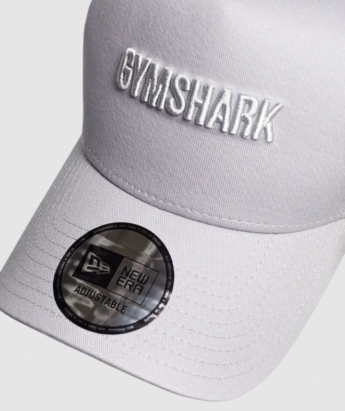 Gymshark New Era GS Trucker - Grey 2