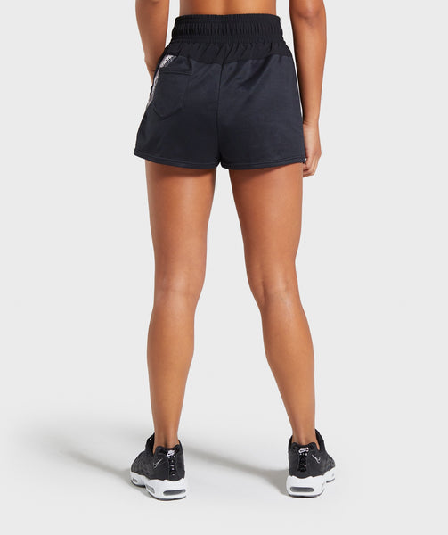 Gymshark Revival Shorts - Black 1