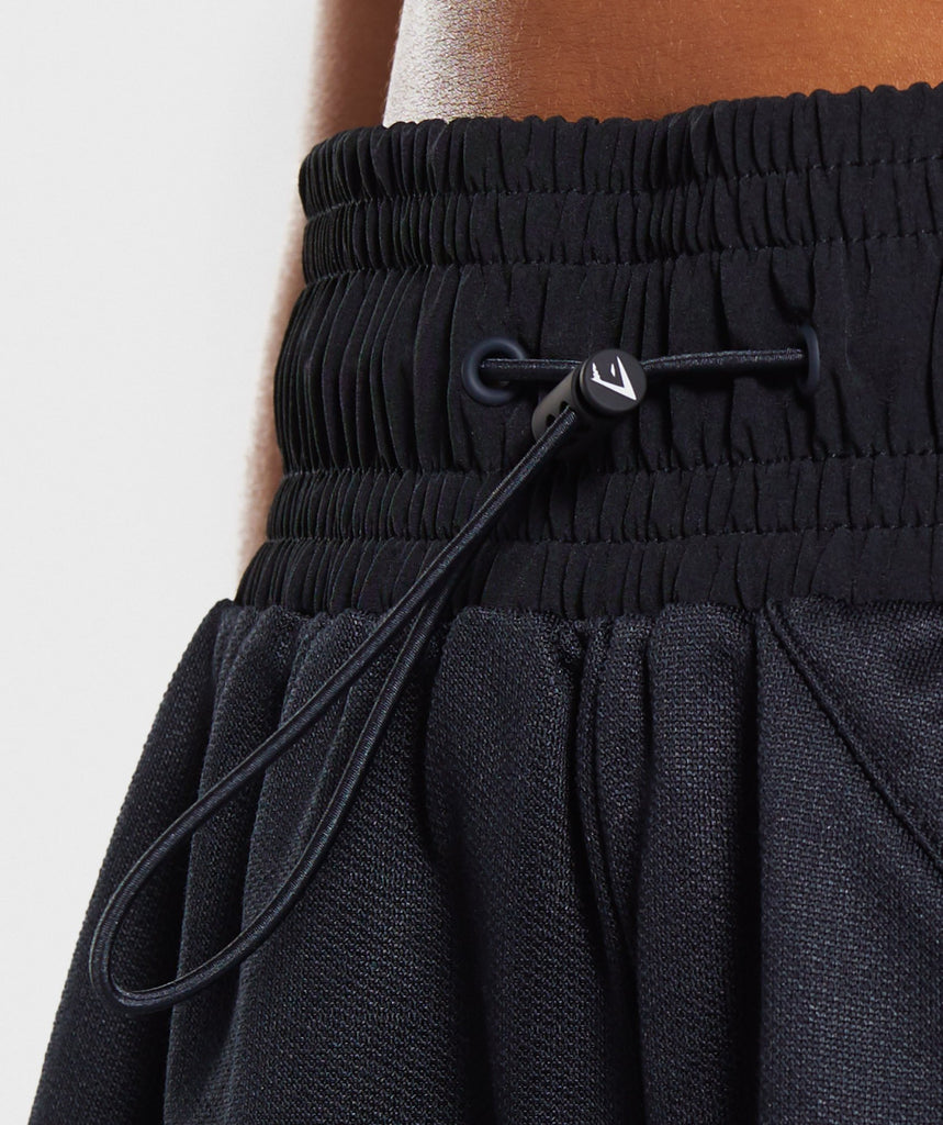 Gymshark Revival Shorts - Black 5