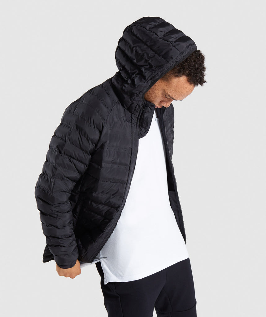 Gymshark Sector Jacket V2 - Black 1