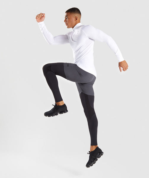 Gymshark Selective Compression Leggings - Black 3