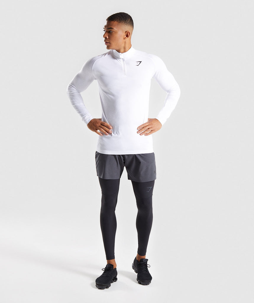 Gymshark Selective Compression Leggings - Black 5