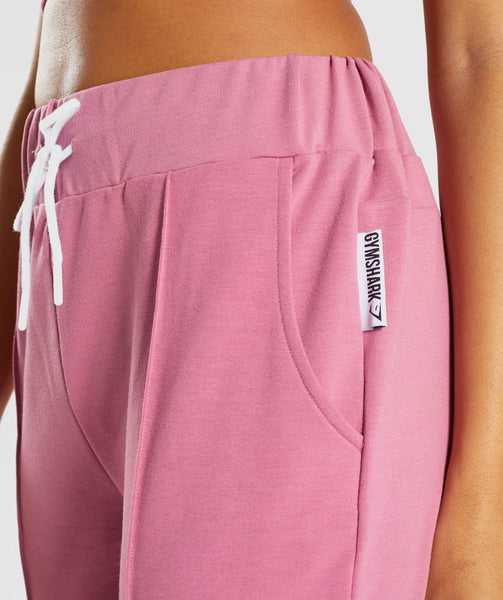 Gymshark Solace Bottoms 2.0 - Dusky Pink 4